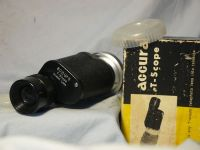'         T-SCOPE -Rare- ' Accura T scope Boxed -Turns Any T Mount Lens into Telescope -RARE- £29.99